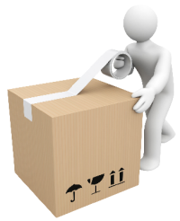 Safari Removals Packing Services